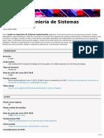 Grado en Ingeniería de Sistemas Audiovisuales (ESEIAAT)