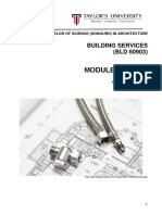building services  bld  module outline august 2017
