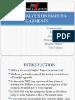Case Analysis on Madhura Garments v3_2