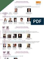 Programme Forum Numerique Ixad 15-19 janvier 2018