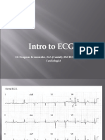 1. Introduction to ECG
