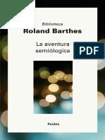 Barthes la aventura semiologica.pdf