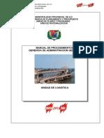 Descripcion de Procedimientos Bienes y Servicios.pdf