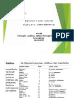 Química Inorgânica UFPE