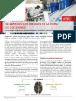 SPN 0517 Eliminando Los Riesgos de La Toma de Decisiones