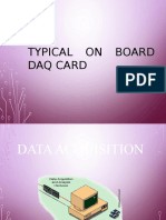 Board Daq Card