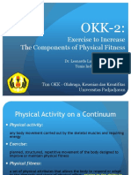 9. OKK 2--Leo.yunia--Exercise to Increase the Components of Physical Fitness