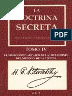 La Doctrina Secreta - El Simbol - H. P. Blavatsky