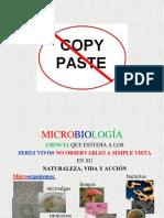 MICROBIOLOGIA Historia de La Microbiologia