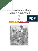 II Unidad y sesiones 1° grado minedu 2016.pdf