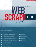 Distil Networks eBook Web Scraping