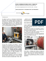 Actualizacion de La Norma Iec 60502-2 (2014) - Iram 2178