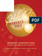 Holiday Harvest 2017 Online