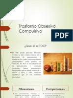 Trastorno Obsesivo Compulsivo (1)