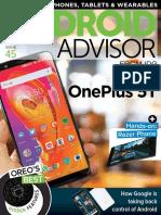 Android Advisor 45 - 2017 UK