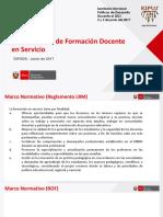 FORMACIÓN DOCENTE-DIFODS