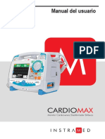 Manual Del Usuario Cardiomax Esp