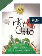 Libro de producción Frik y Otto