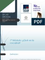 Consumo de Cocaína y Sus Efectos en El