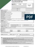 Applicationform Download