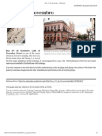 Rua XV de Novembro (15th November Street) - Wikipedia