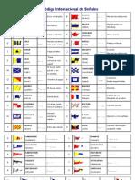 Código Internacional de Señales Nauticas