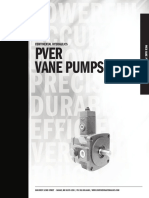 Pver Variable Displacement Vane Pumps Direct Spring