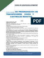 33 Mce Manual de Programacion Controles e Inmos