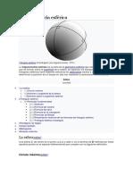 Trigonometría esférica