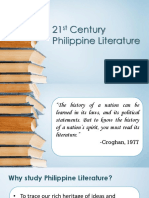 7 Philippine Literature New