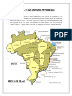 Cuencas petroleras de Brasil