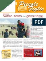 Piccole Figlie  N. 3-4  Ago 2017-gen 2018)