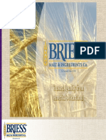 Br Iess Malting and Extract Process