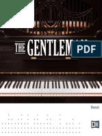 The Gentleman Manual English