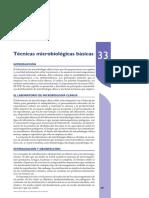 Técnicas microbiológicas básicas