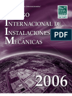 Codigo Internacional de Instalaciones Mecanicas