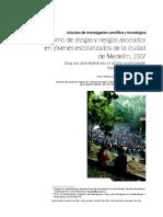 036. Zapata, Mario (2008). Consumo de Drogas y Riesgos Asociados...