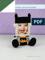 Photo Frame Batman-Eng