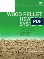 Wood Pellet Heating Systems - The Earthscan Expert Handbook on Planning, Design and Installation - Dilwyn Jenkins (2010)