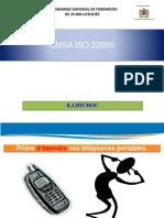 Formation Iso 22000 Lhichou
