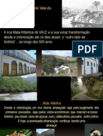 Maquete Ambiental do Vale do Paraíba - Parte 2 - Riqueza e História do VALE DO PARAÍBA