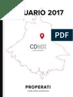 ANUARIO CDMX 2017