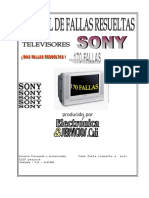 Fallas Tv Sony 2