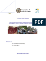 2do Informe UNA OEA Español