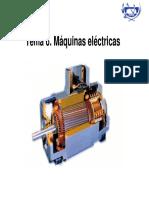 Tema 6_IE. Maquinas Electricas