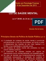 Lei de Saúde Mental