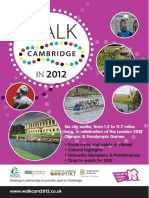 Cambridge Walks 2012 Booklet A5 v8 Final
