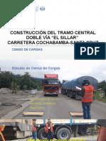 CONST DV TM EL SILLAR Presentación Censo de Cargas