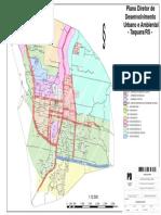 Mapa Plano_diretor Taquara