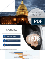 Bowers and Company tax reform presentation